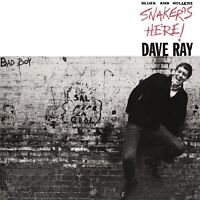 "Dave ""Snaker"" Ray, Dave Ray - Snaker's Here [New CD]"
