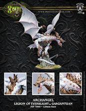 Warmachine Hordes BNIB - Legion of Everblight Gargantuan Archangel  RESIN