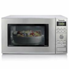 Panasonic Nn-gd37hsbpq Inverter Microwave Oven With Grill 23 Litre 1000w