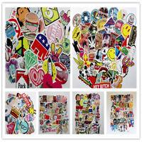 200-1000Pcs Skateboard Vinyl Sticker Skateboard cool stickers Not Random Lot %2