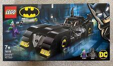 Lego 76119 DC Comics Batman Batmobile Pursuit of Joker Super Hero Classic NEW