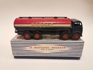 Dinky Supertoys 942 Foden 14 Ton Tanker 'Regent' Original In Box