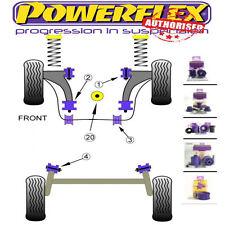 Seat Ibiza MK3 6L 02-08 Powerflex Suspension Bushes Kit inc. engine mount bush