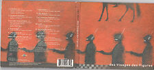 CD DIGIPACK 12T NOIR DESIR DES VISAGES DES FIGURES DE 2001