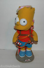 NEW THE SIMPSONS ANGEL BART APPLAUSE PLUSH 2003 BY 20TH CENTURY FOX