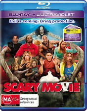 Scary Movie 5 - Comedy / Adventure - Charlie Sheen, Lindsay Lohan - NEW Bluray