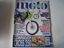 ** Moto Verte n°223 Salon de Cologne / Comparatif 250 Cross