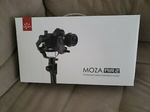 Moza Air 2 3-Axis Handheld Gimbal Stabilizer  (Never Used - Missing Batties)
