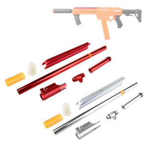 WORKER MOD Stefan Short Darts Upgrade Tube Rail kits for AF nexus pro Modify Toy