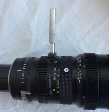 NEW  Zoom  handle for various ARRI zooms and ZEISS 10 - 100  T1.8 lens