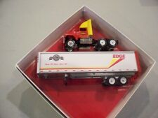 EDGE TRANSPORTATION TRACTOR TRAILER DIECAST WINROSS TRUCK 1 OF 156