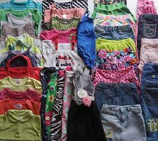 Girls Size 5 Summer Clothes Lot of 38 Items L3-17