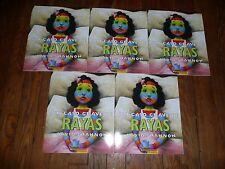 NEW Lot 5 copies UN CASO GRAVE de RAYAS Shannon BAD CASE of STRIPES in SPANISH