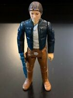 Vintage HAN SOLO (BESPIN) Star Wars Action Figure 1980 Hong Kong - COMPLETE