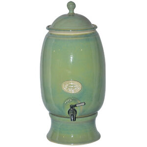 NEW Southern Cross Ceramic Water Filter Sage Green with Fluoride cartridge