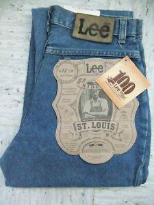 Lee Jeans Hose Herren Lee Riders St.Louis W30 L34 neu