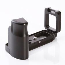 LB-J1 Quick Release Vertical L Plate Bracket Hand Grip for Nikon J1 Arca Swiss
