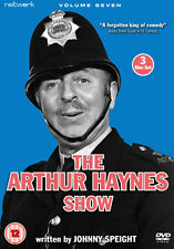 ARTHUR HAYNES - VOLUME SEVEN - DVD - REGION 2 UK