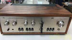 LUXMAN L-507 Integrated Amplifier (Transistor) Japan
