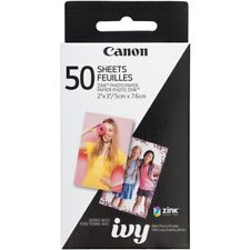 Canon 3215C001 ZINK Photo Paper Pack (50-ct), Pack of 1