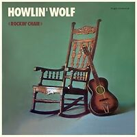 Howlin Wolf - Rockin Chair Album + 4 Bonus Tracks [New Vinyl LP] Bonus