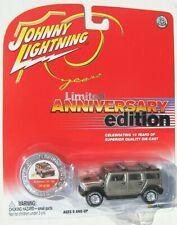 JOHNNY LIGHTNING 10TH ANNIVERSARY 2003 HUMMER H2 SUV #20/20 #1144 of 2,500