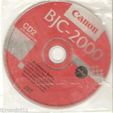 CANON - CD2 - ZZP-QC5CA2M1 - 1998 - REFERENCE GUIDE