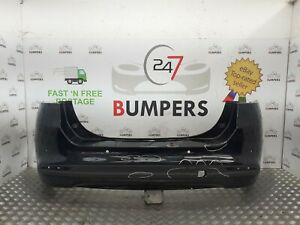 FORD MONDEO V 2015 - 2018 GENUINE SALOON MK5 FACELIFT REAR BUMPER +LOWER SECTION