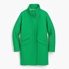 NWT J. Crew Cocoon coat in Italian stadium-cloth wool Coat Jacket T2 G9237 $350