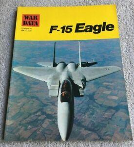 1981 War Data Number 11 F-15 Eagle by David Eshel, Eshel Dramit Ltd