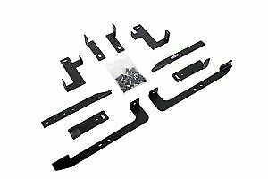 Dee Zee For 18-20 Chevrolet TraverseNXc Running Boards Steel Bracket Kit DZ16214