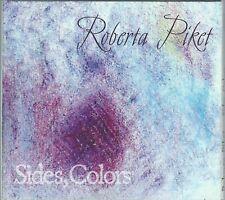 CD: ROBERTA PIKET - Sides, Colors