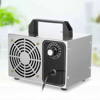 Commercial Ozone Generator Machine Odor Air Purifier Timing Home 2-10-30g/h