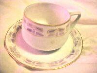 Vintage Rosenthal Donatello  Cup & Saucer Set - Selb Bavaria