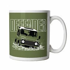 Defender Off Roading Mug - Gift for Him Dad, Fathers Day Birthday