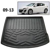 For Mazda 3 BL Hatchback 2010-2013 Rear Trunk Cargo Liner Tray Boot Floor Mat