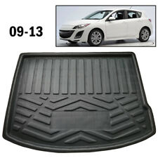 For Mazda 3 BL Hatchback 2010-2013 Rear Trunk Cargo Liner Tray Boot Floor Mat