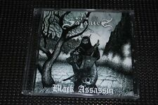 SATANICA Black Assassin CD OOP 2011 Metalucifer Sabbat Sabbrabells Mercyful Fate