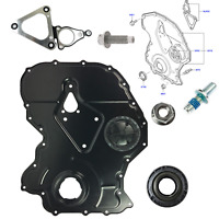 TIMING CHAIN COVER + GASKETS + SEAL + BOLT + NUTS FIT FORD TRANSIT Mk7, 3.2 RWD