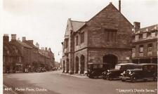 Market Place Oundle Motor Car unused RP old pc  Leayton