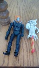 GHOST RIDER FIRE BLAST W/ FLAME LAUNCHER Action Figure Marvel Hasbro 2006