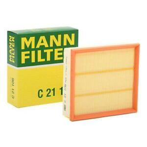 Mann-filter Air Filter C21106 fits Fiat DOBLO 263_ 1.6 D Multijet