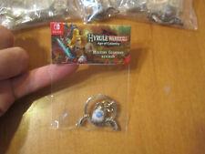Hyrule Warriors Age of Calamity Mystery Guardian Keychain Switch Zelda GAMESTOP