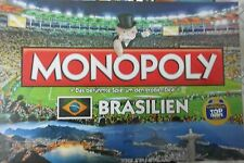 Monopoly Brasilien   /    Winning Moves    (OVP)