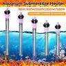 Submersible Aquarium Water Heater Fish Tank Heating Rod Auto Thermostat 100-300W