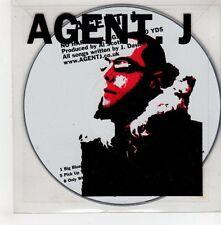 (GH710) Ajent J, No Hard Feelings For 300 Yds - DJ CD