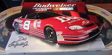 Dale Earnhardt Jr. NASCAR Budweiser revolving race track bar light