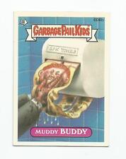 Muddy Buddy 606b - Garbage Pail Kids GPK Original Series 15 Card 1988