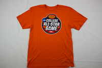 "NEW adidas - Orange ""Reese's NCAA Game"" Short Sleeve Shirt (Multiple Sizes)"
