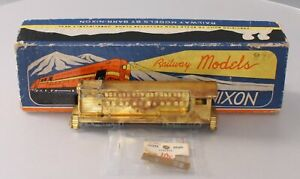 Barr-Nixon 1802 HO Scale BRASS H.O.F.M. Diesel Switcher Kit/Box